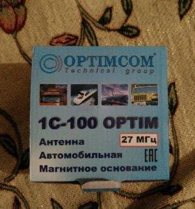 Антенна Си-Би 27МГц 1C-100 Optim