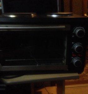 плита с духовкой