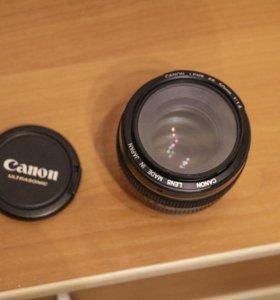 Canon ef 50mm 1.4 в идеальном состоянии
