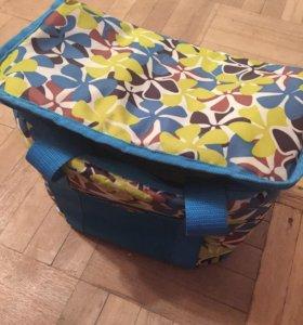 Сумка холодильник для пикника термо сумка