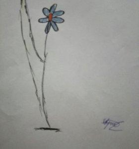 Рисунки на заказ