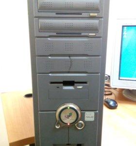 Системный блок AMD 3000+, 2Gb, Radeon 9600, 160 Gb