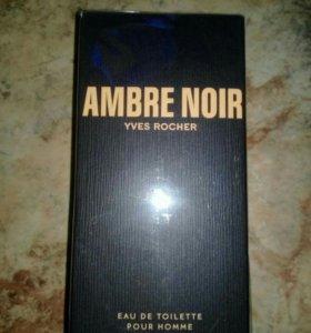 Туалетная вода Ambre Noir от Ив Роше