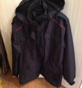 Куртка полицейская курсант Колледж
