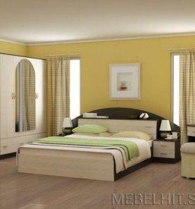 Спальный гарнитур «Александра»