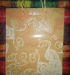 Пакеты для подарков 25×35×12 см