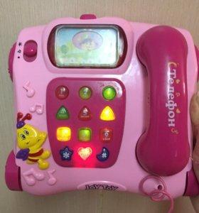 Умный телефон JOY TOY