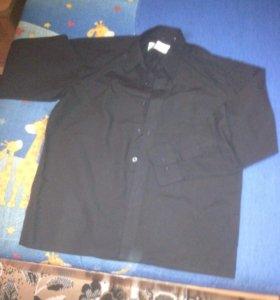 Рубашка (черная )
