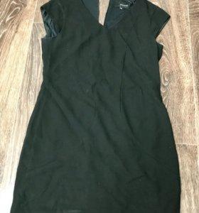Черное маленькое платье, фирма reserved