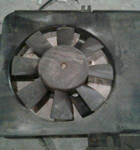 Вентерятор охлаждения 2112,2110