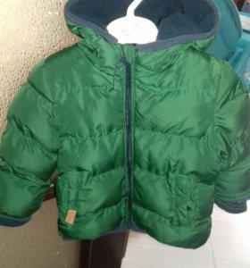 Куртка,размер 80