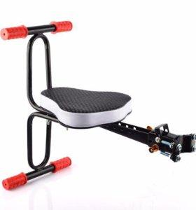Новое детское велосипедное сиденье