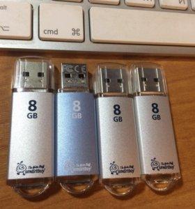 USB флешка 8 Гб Smartbuy