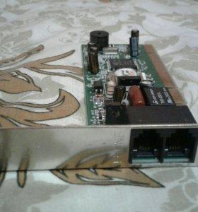 Модем PCI D-Link