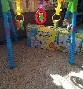 Детские развлекательный комплекс