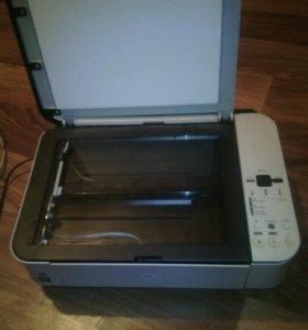 Принтер и сканер Canon