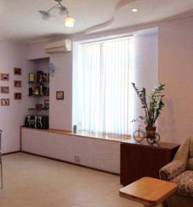 Квартира, 5 и более комнат, 126 м²