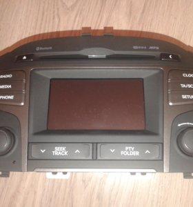 Автомагнитола для Hyundai ix-35
