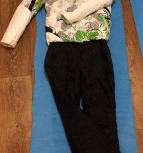 Горнолыжный костюм женский