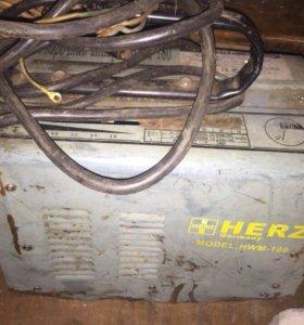 Сварочный аппарат Herz hwm 180