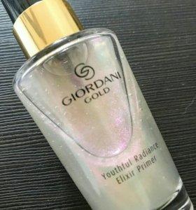 Антивозрастная основа-эликсир под макияж Giordani