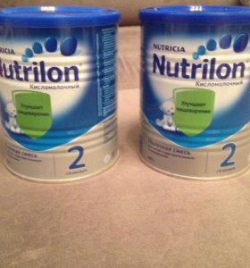 Смесь кисломолочная 2,нутрилон