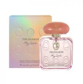 Женская туалетная вода Trussardi My Scent