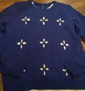 Джемпер и свитер oversize р46-48