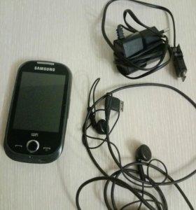 Телефон Samsung GT-S3653W