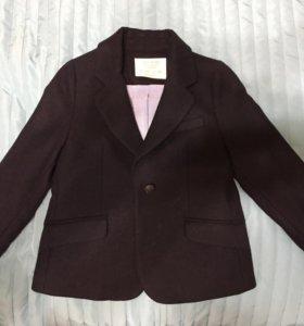 Пиджак детский р.110
