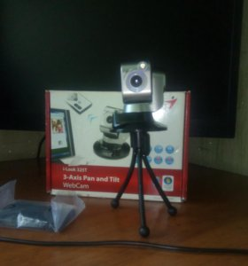 i-look 325t 3-axis Pan and tilt webcam