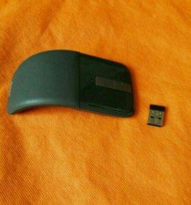 Мышь Microsoft Arc Touch Mouse Black USB