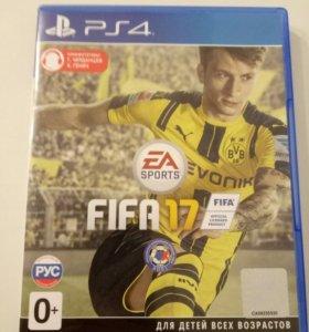 Fifa 2017 на PlayStation 4