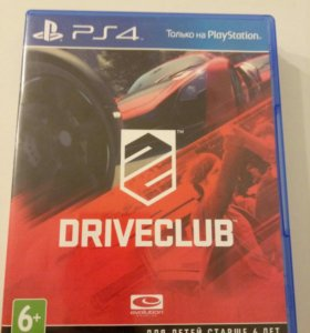 Driveclub гонки на PlayStation 4