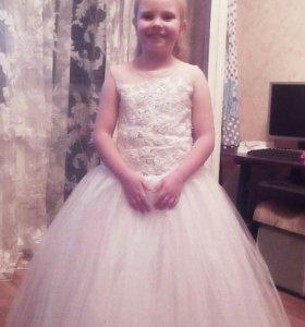Платье на принцесу 👑