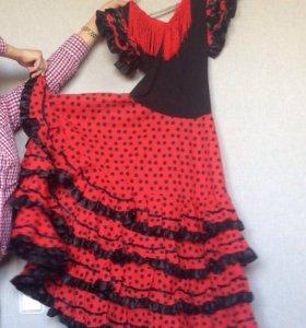 Платье костюм для Испанского танца