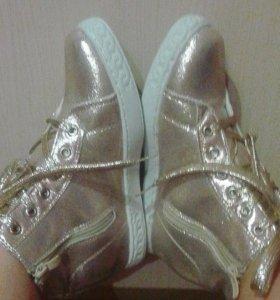 Новые модные ботиночки