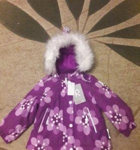 Куртка НОВАЯ зимняя REIMA