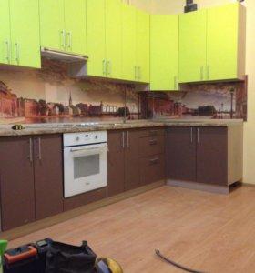 Сборка кухни и прочей мебели