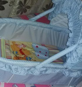 Люлька подвесная для кровати