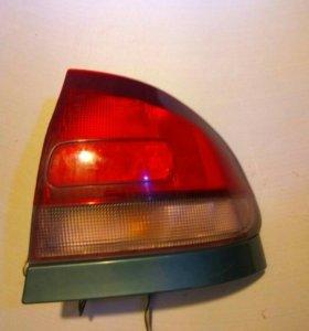 Задний правый фонарь mazda 626 ge