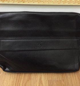 черный сумка для ноутбука Kunyida