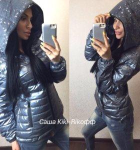 Куртка женская.Новая.Италия