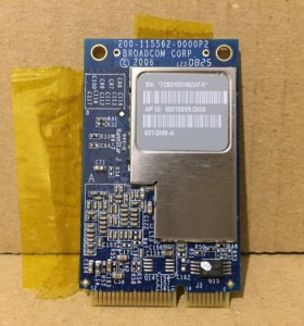 AirPort Extreme Wifi Wireless Card (б/у)