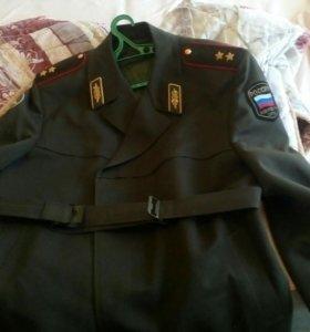 Пиджак военного генерала