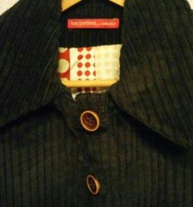 Куртка женская LES PETITES Франция вельвет S ориг