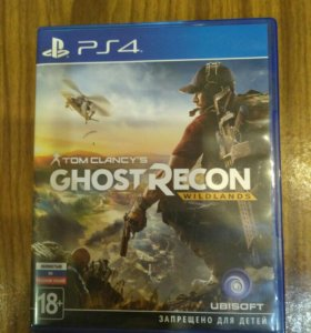 Продам Tom Clancy's Ghost Recon wildlands PS4
