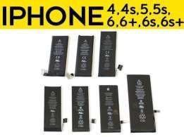 Аккумуляторные батареи для iPhone