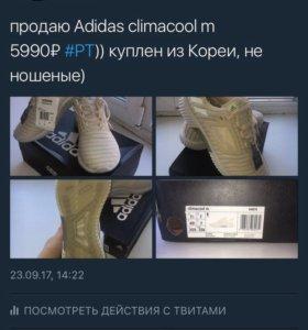 Кроссовки Adidas Climacool m