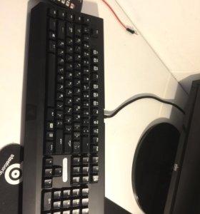 Клавиатура RAZER BLACK WIDOW 2015 (без подцветки)